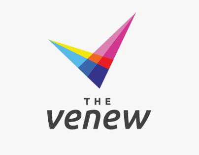 Branding for shopping mall 購物商城品牌建置提案 | The Venew