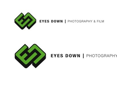 Eyes Down - Corporate Logo