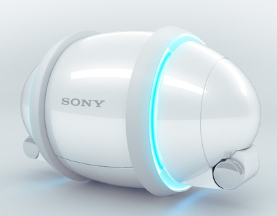 Sony Rolly rendering