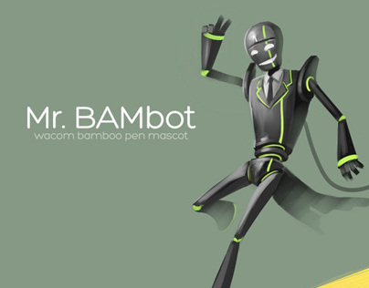 Mr. BAMbot