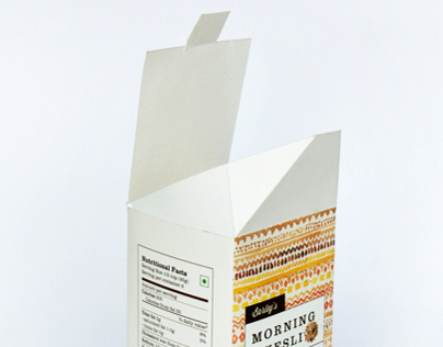 Muesli Packaging