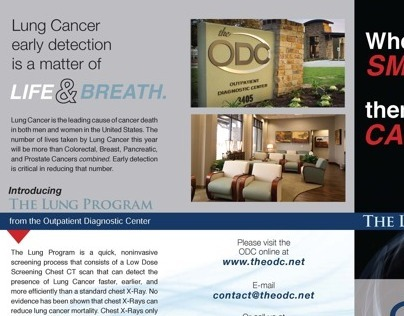 ODC Lung Program Brochure