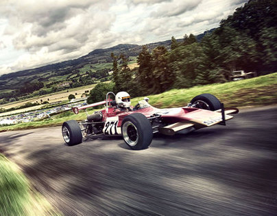 Shelsley Walsh_Hill Climb