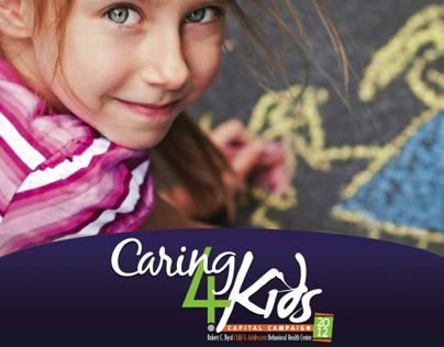 Caring 4 Kids Capital Campaign Brochure