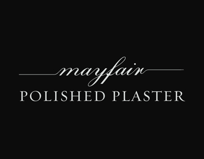 Mayfair Polished Plaster - Branding , Logo & Website