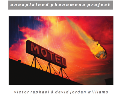 unexplained phenomena project - the book