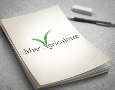 Misr Agriculture Logo & Business Card Design