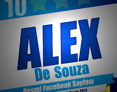 Alex De Souza Official Facebook Page Infographic