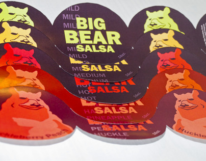 Big Bear Salsa