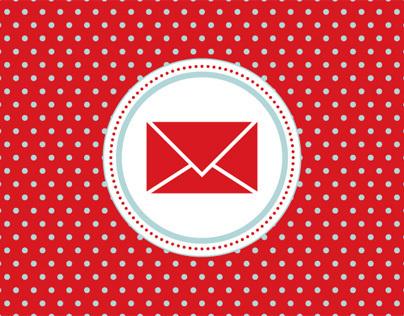 Mini Mail Box Set