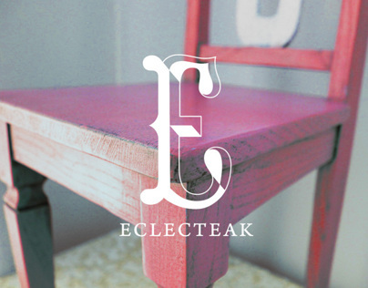 Eclecteak - Visual Identity
