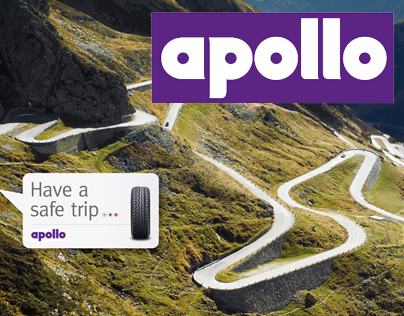 "Apollo – Rebranding ""Have a safe trip"" 2012"
