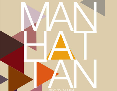 Manhattan - Publication Book