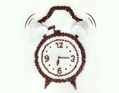 coffee art calendar