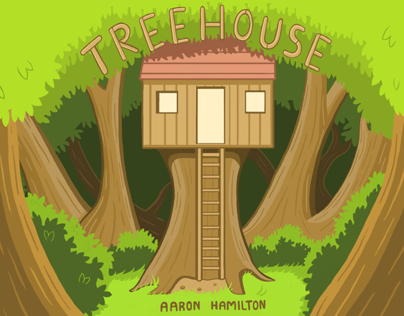 Treehouse Story Book