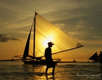 The Boracay Sunset