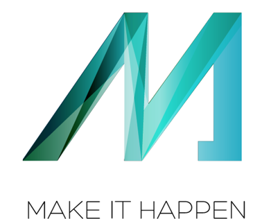 Make it happen logo