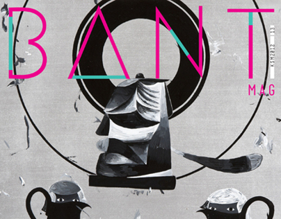 BANT Mag // Editorial Design