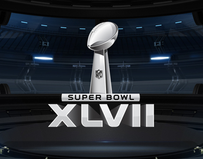 CBS Sports Superbowl/Football Insert Redesign