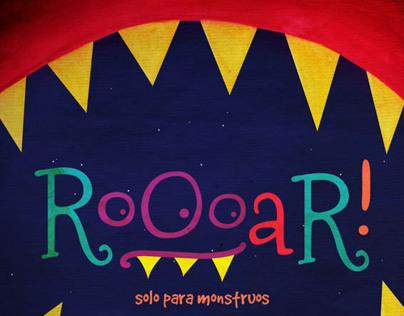 RoOoar!