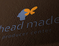 HEAD MADE producer center / Corporate identity / 2008