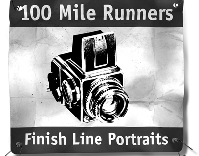 100-Mile Runners At The Finish Line