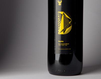 Terre dErice - Winery Identity