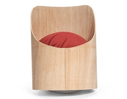 BUMP Chair design for LAGO