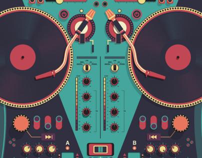 DJ Deer