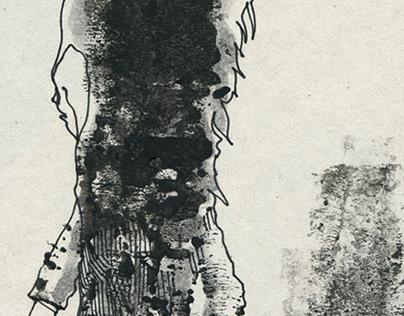 kaeghoro wrks 12 / abstract character works