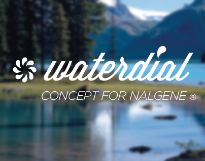Waterdial Concept for Nalgene