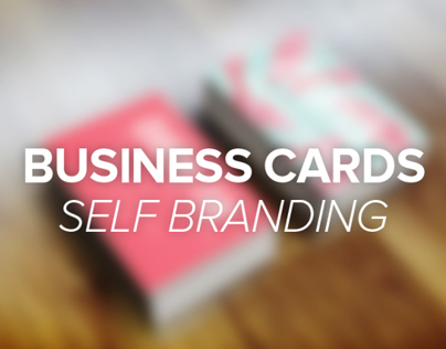 Self Branding - Business Card