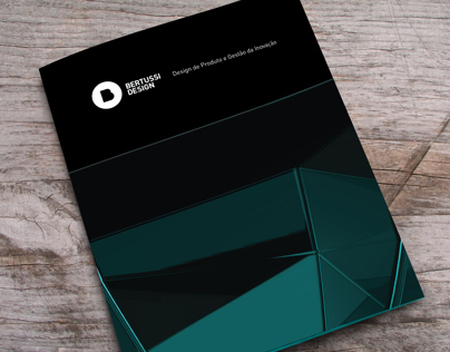 Bertussi Design institucional folder
