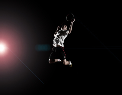 Badminton Image Photo