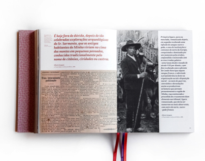 Alberto Sampaio's Photobiography Book