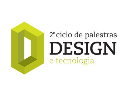 Identidade Visual do 2º Ciclo de Palestras Design