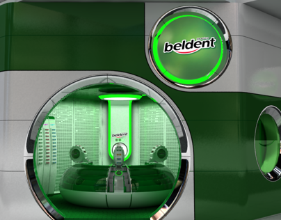 Beldent -Chewing gum Shop