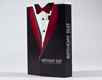 Packaging of Nothing: Birthday Suit