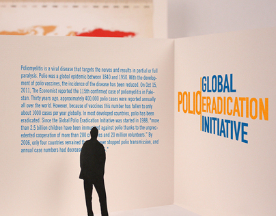 Global Polio Eradication Initiative Exhibition