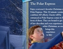 SeaWorld - Polar Express
