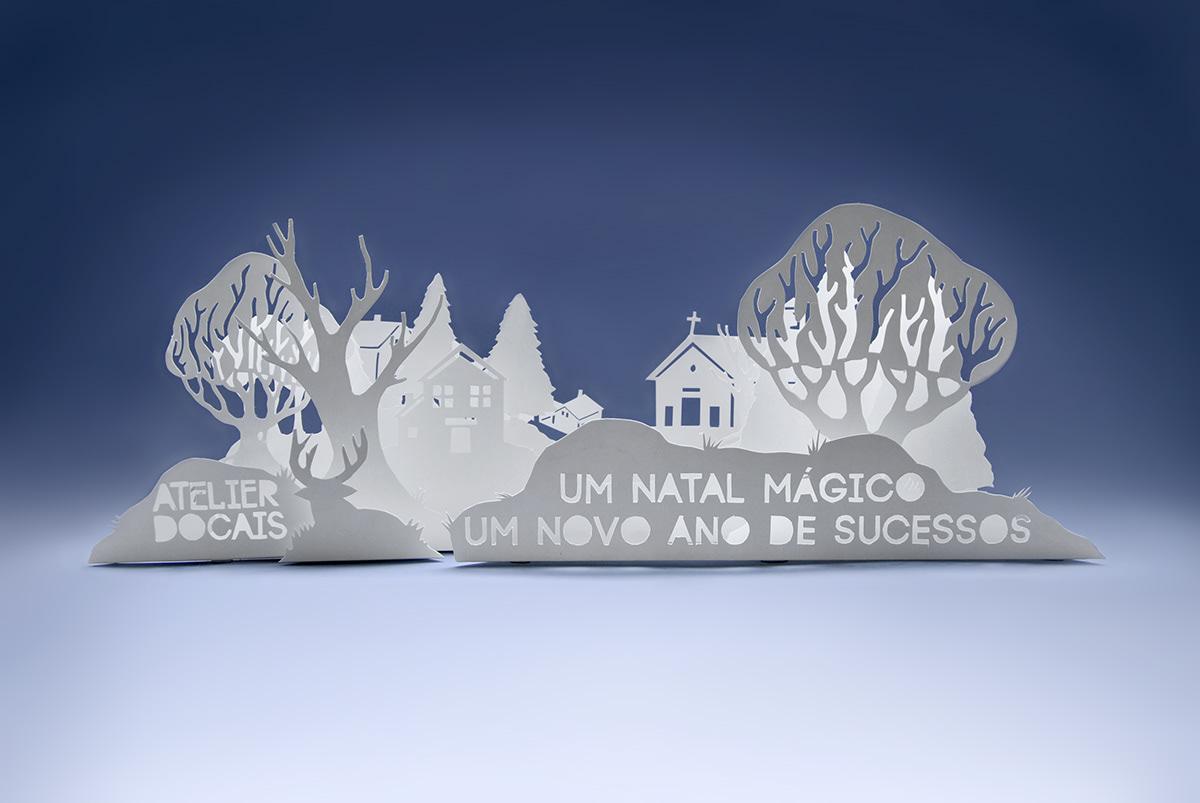 Atelier do Cais Christmas Card