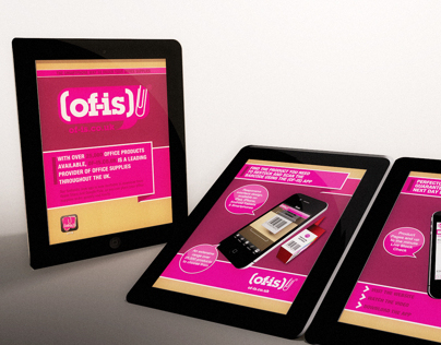Of-Is Leaflet Design
