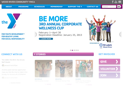 Wood River YMCA Website