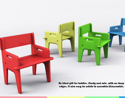 3D Visualization - Chairs