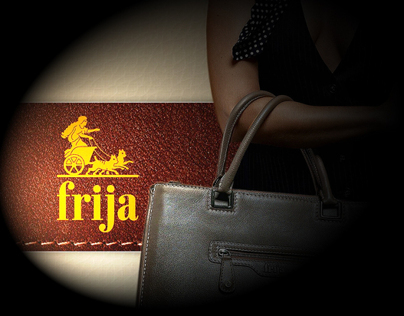Frija Leather Bags Website