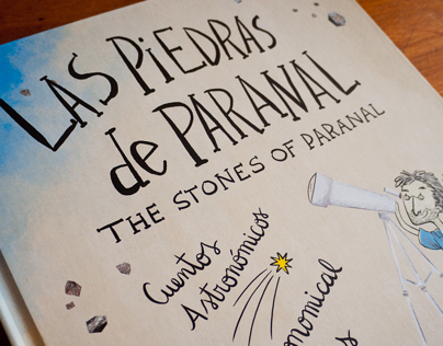 Book: The Stones of Paranal