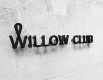 Willow Club Identity