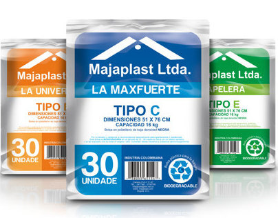 Majaplast packaging