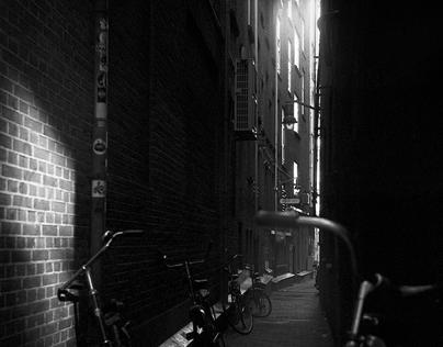 Amsterdam / bikes