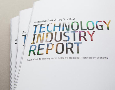 Automation Alley 2012 Technology Report